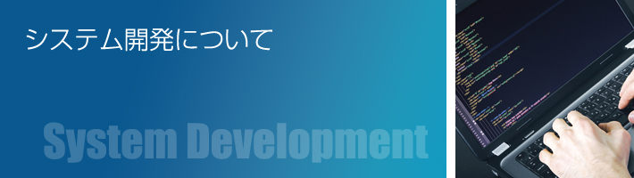 システム開発について