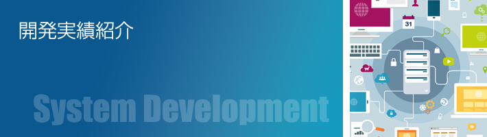 開発実績紹介